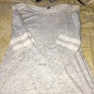 Old Navy 3/4 sleeve shirt